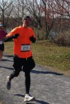Doug Tomlinson at the Capital 10 Miler