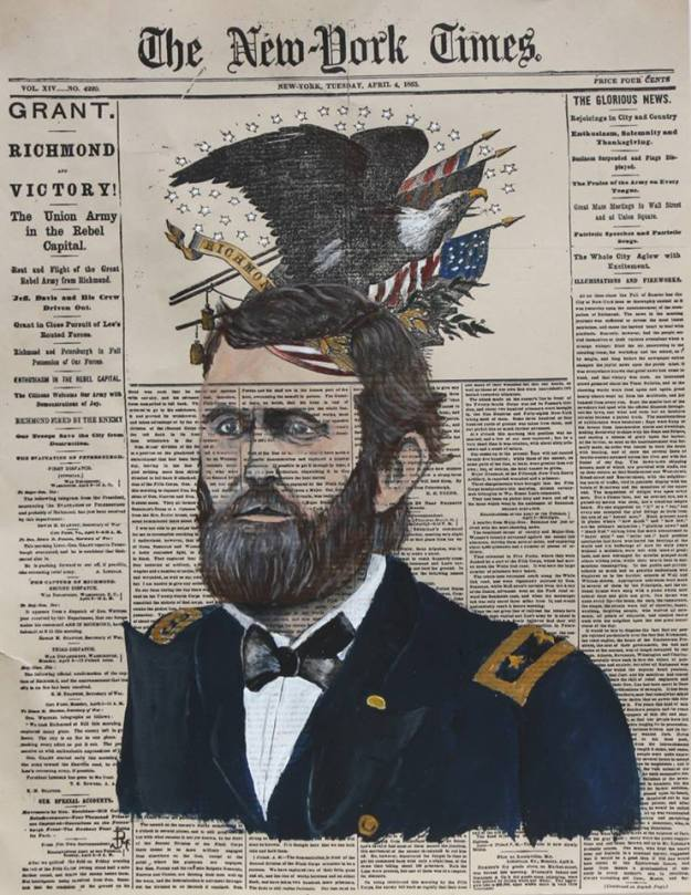 General Grant by Robert McCloskey