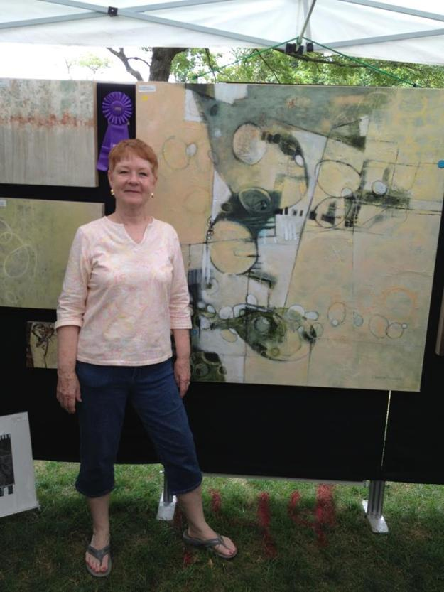 Lititz Best of Show Linda Benton McCloskey