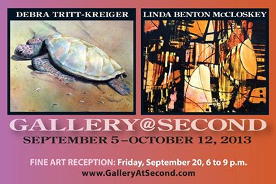 Gallery at Second, Linda Benton McCloskey