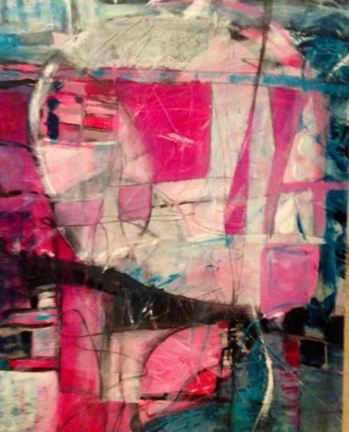 Cotton Candy by Ann Lawson