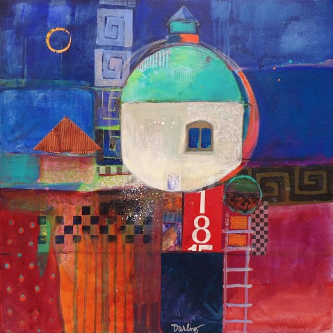 Cortona's Secret Moon by Susan Davitti Darling